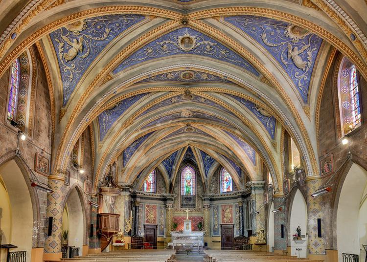 Visite Guidée De L'église Saint-andré à Lherm