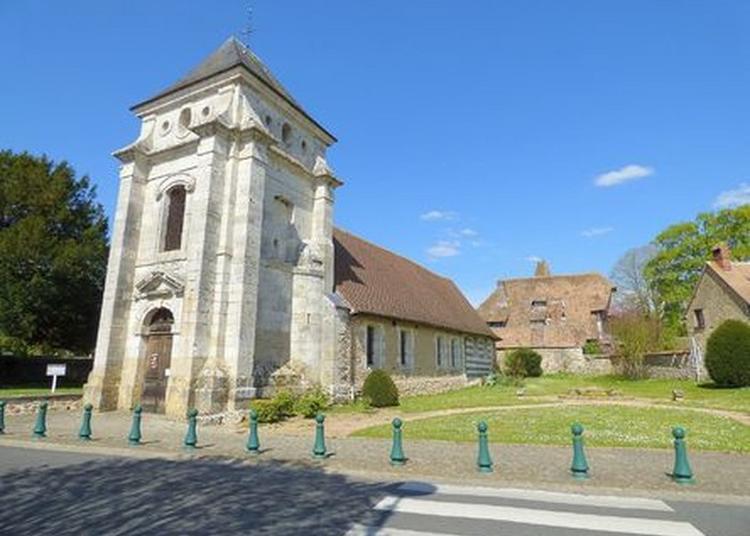 Visite Guidée De L'église Saint-andré à Autheuil Authouillet