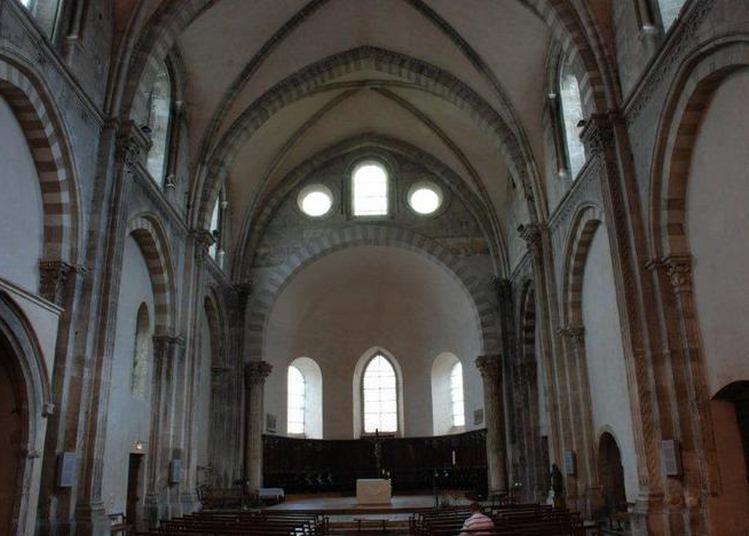 Visite Guidée De L'église Saint-andré-le-bas à Vienne