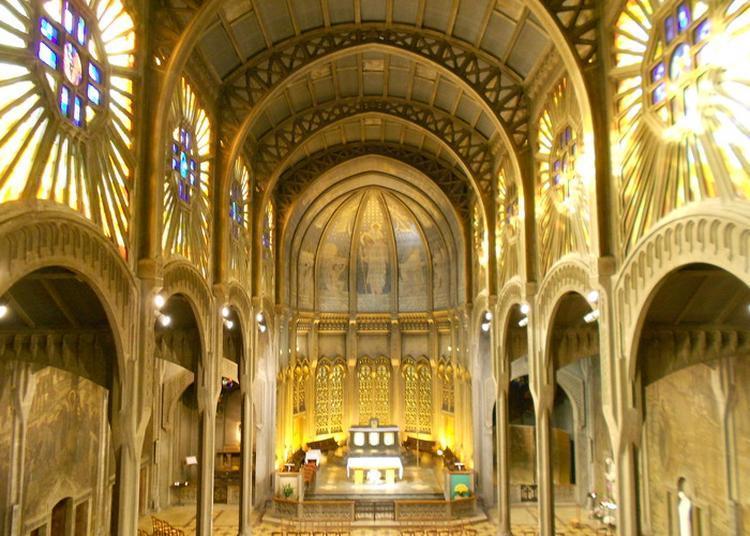Visite Guidée De L'église Saint-christophe De Javel à Paris 15ème
