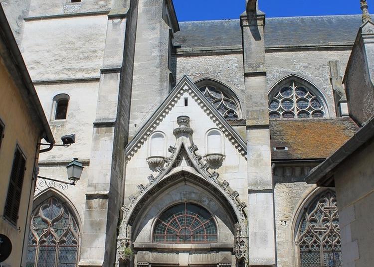 Visite Guidée De L'église Saint-etienne à Bar sur Seine
