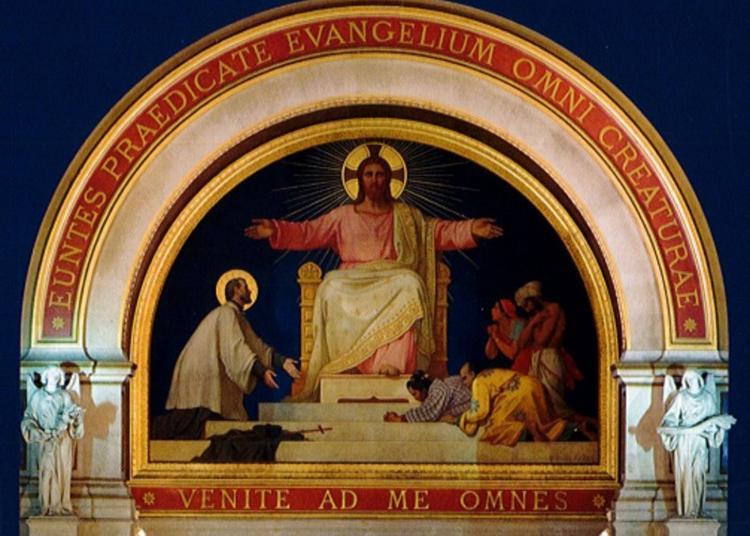 Visite Guidée De L'église Saint-françois-xavier à Paris 7ème