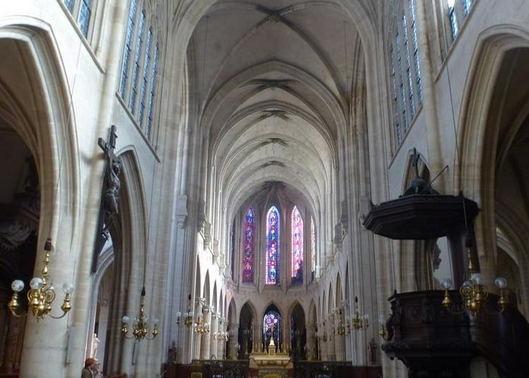 Visite Guidée De L'église Saint-germain L'auxerrois à Paris 1er
