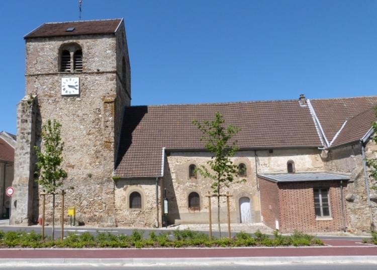 Visite Guidée De L'église Saint-gervais-saint-protais De Vinay