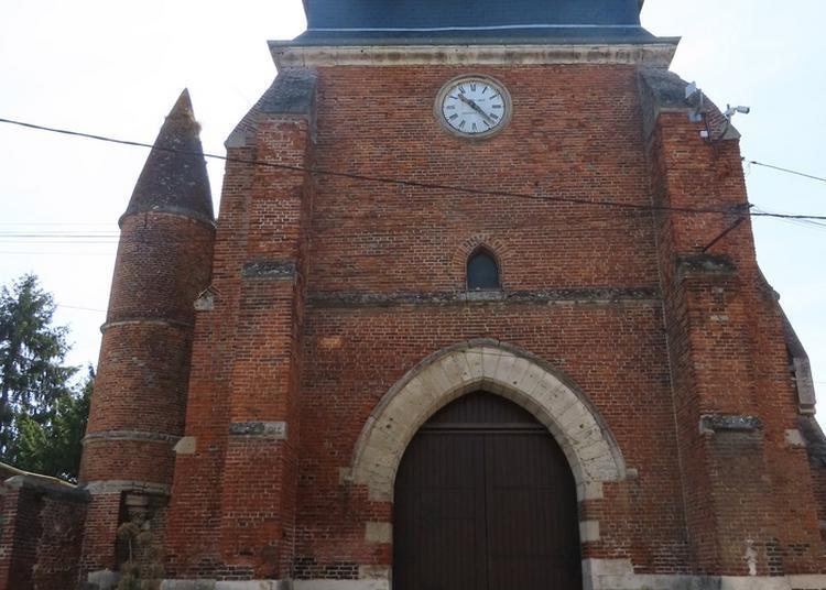 Visite Guidée De L'église Saint-gilles De Roye