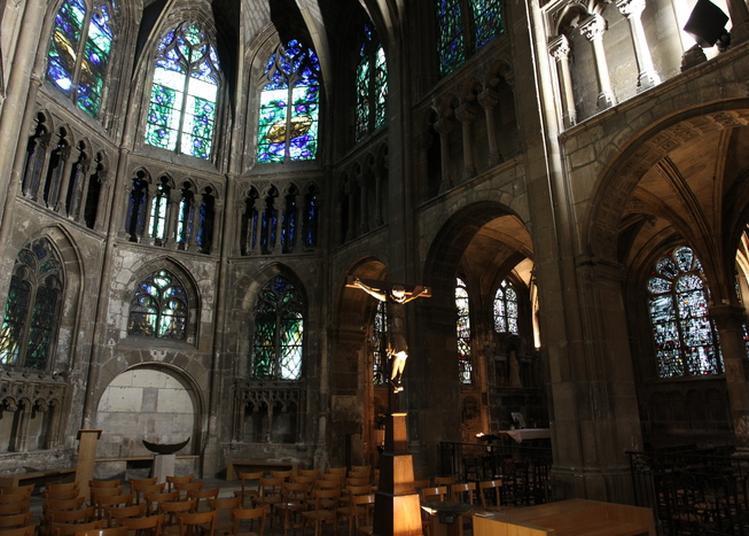Visite Guidée De L'église Saint-jacques à Reims