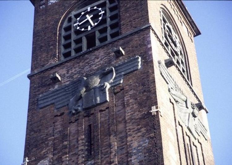 Visite Guidée De L'église Saint-jean Eudes De Rouen