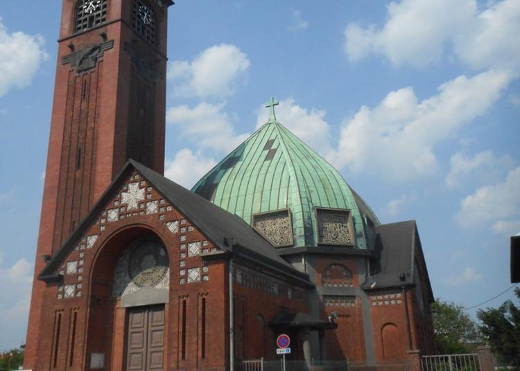 Visite Guidée De L'église Saint-jean-eudes De Rouen