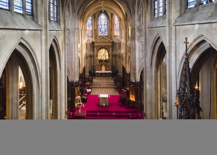Visite Guidée De L'église Saint-laurent (paris 10e) à Paris 10ème