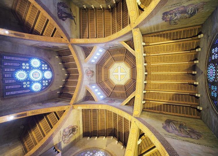Visite Guidée De L'église Saint-louis De Vincennes
