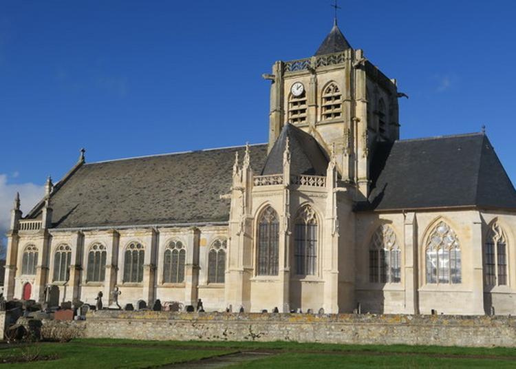 Visite Guidée De L'église Saint-martin à Vatteville la Rue