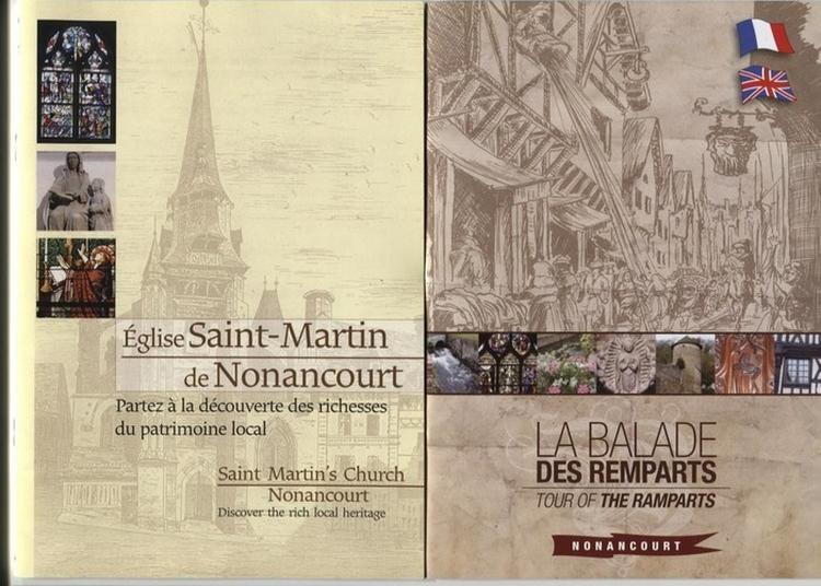 Visite Guidée De L'église Saint-martin Et Du Bourg Castral à Nonancourt