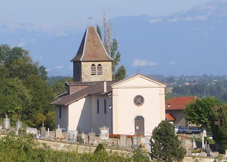 Visite Guidée De L'eglise Saint-maurice à Gillonnay