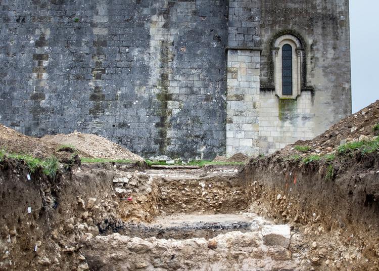Visite Guidée De L'église Saint-pierre Et De Sa Crypte à Royan