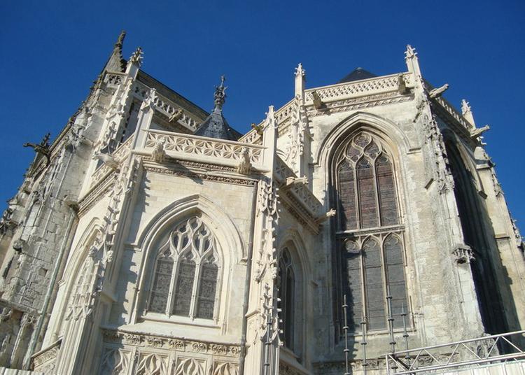Visite Guidée De L'église Saint-pierre Et Saint-paul à Aumale