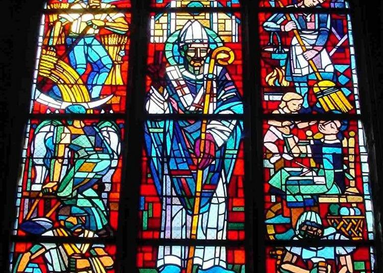 Visite Guidée De L'église Saint-remi à Charbogne