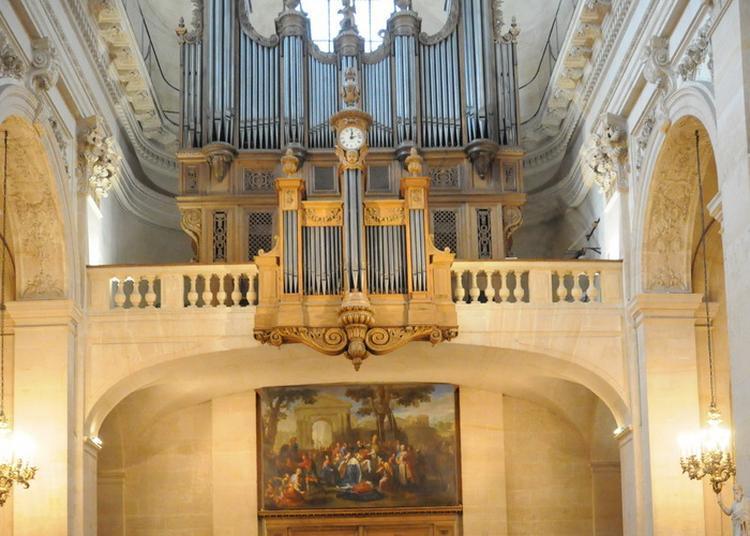 Visite Guidée De L'église Saint-thomas-d'aquin Et Présentation De L'orgue à Paris 7ème