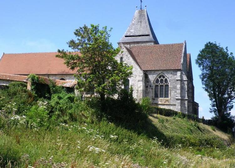 Visite Guidée De L'église Saint-valery à Varengeville sur Mer