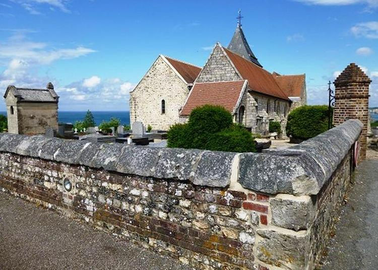 Visite Guidée De L'église Saint-valéry Et Son Cimetière Marin à Varengeville sur Mer