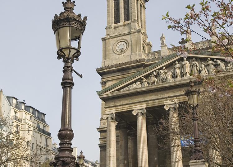 Visite Guidée De L'église Saint-vincent-de-paul à Paris 10ème