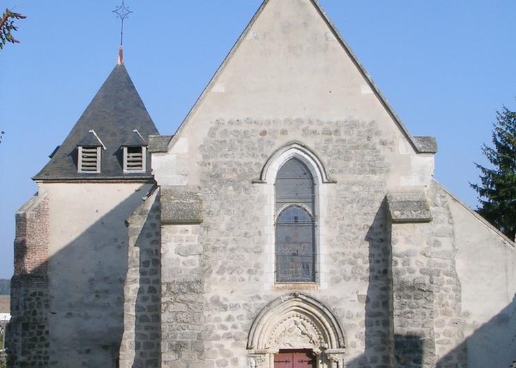 Visite Guidée De L'église Sainte Alpais à Cudot