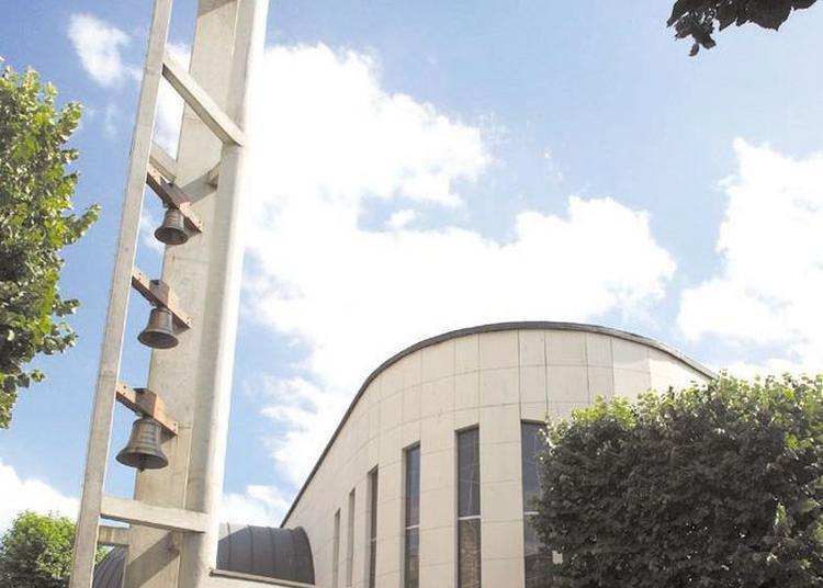Visite Guidée De L'église Sainte-croix à Ivry sur Seine