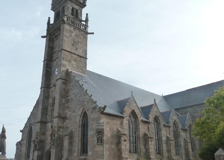 Visite Guidée De L'église Sainte-croix Du Conquet à Le Conquet