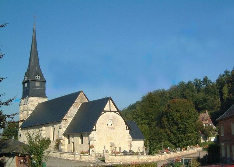 Visite Guidée De L'église Sainte-marguerite Des Loges à Sainte Marguerite des Loges