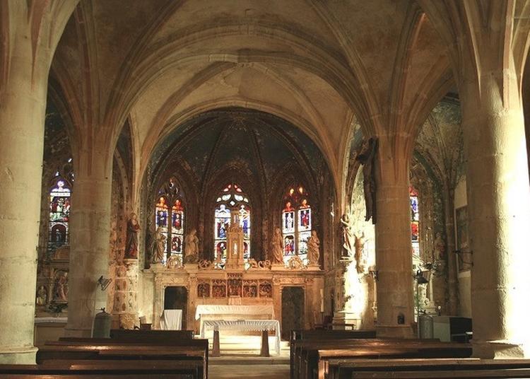 Visite Guidée De L'église Sainte-marie-madeleine à Genicourt sur Meuse