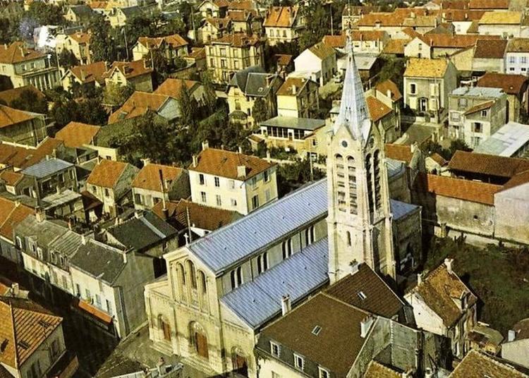 Visite Guidée De L'église St-leu-st-gilles Et De Sa Crypte Napoléonienne à Saint Leu la Foret