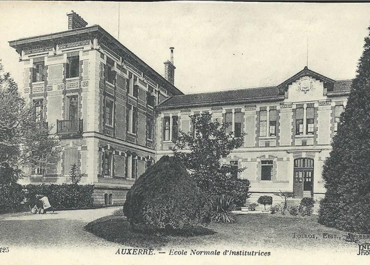 Visite Guidée De L'espe à Auxerre