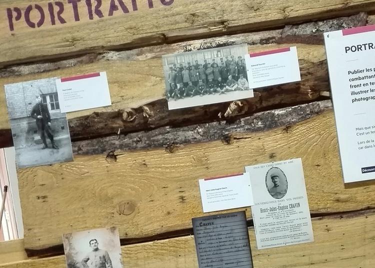 Visite Guidée De L'exposition 14-18, Les Moréziens Pendant La Grande Guerre à Morez