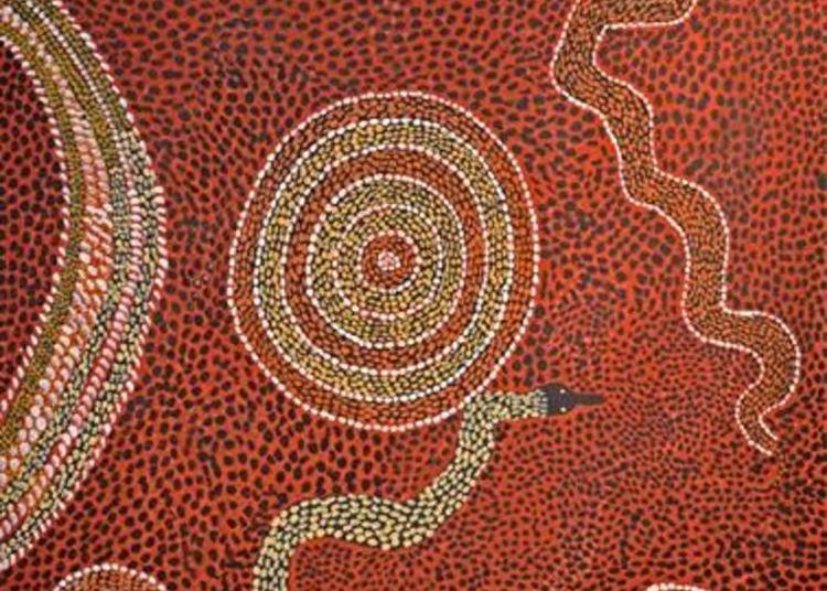 Visite Guidée De L'exposition Australie, Au-delà Du Rêve - L'art De Papunya à Le Havre