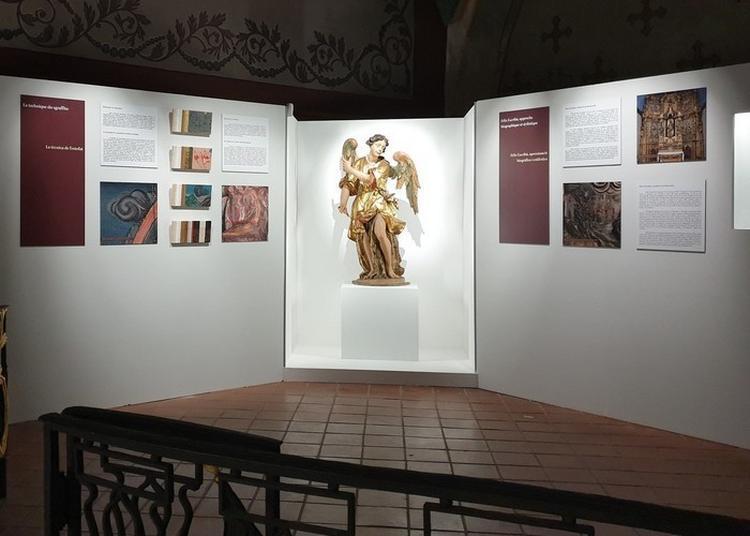 Visite Guidée De L'exposition Autour D'une Oeuvre Restaurée : Le Retable Baroque Du Mas Girvès De Llo à Perpignan
