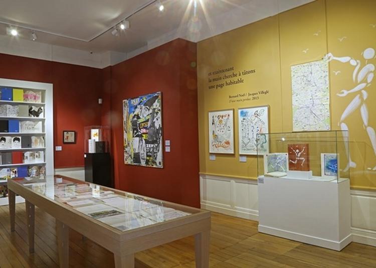 Visite Guidée De L'exposition Bernard Dumerchez, éditeur, Une Vie De Livres Et D'art à Beauvais
