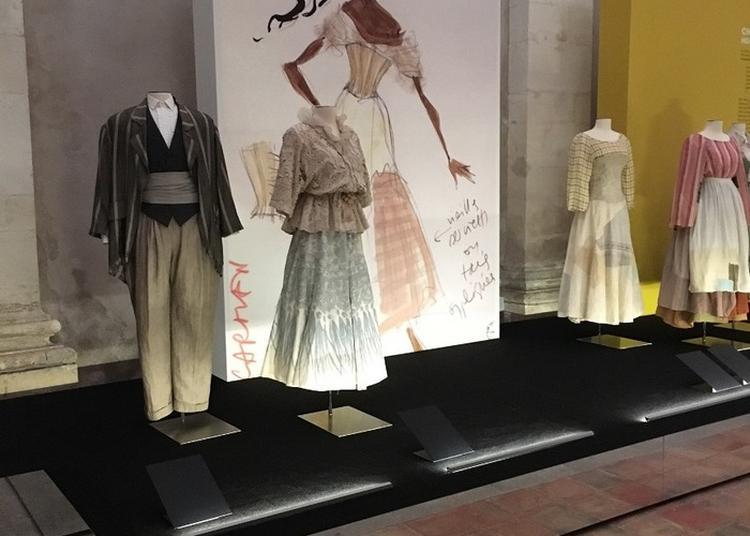 Visite Guidée De L'exposition Christian Lacroix Habille Carmen à Cavaillon