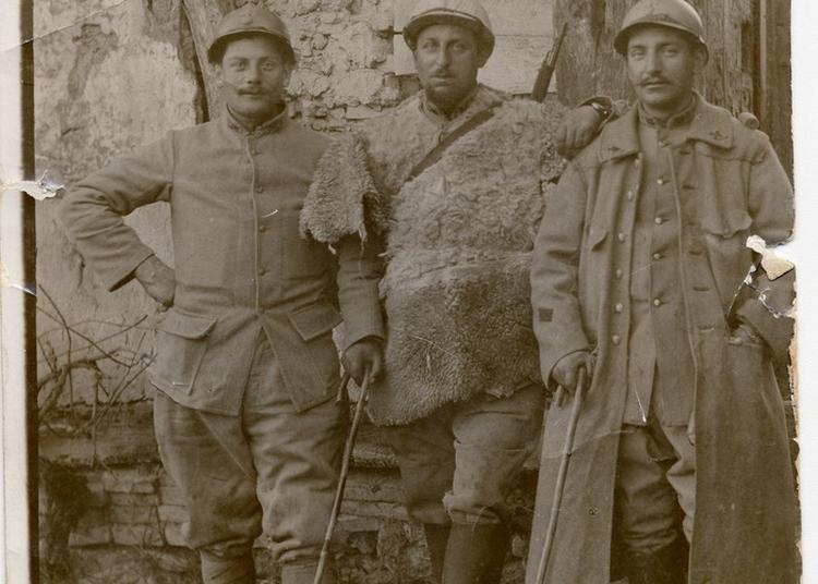 Visite Guidée De L'exposition Itinéraires De Poilus : Soldats Normands Dans La Grande Guerre à Rouen