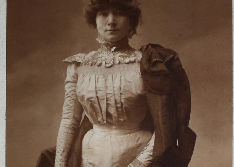 Visite Guidée De L'exposition Juana Romani (1867-1923), Modèle Et Peintre. Un Rêve D'absolu à Courbevoie