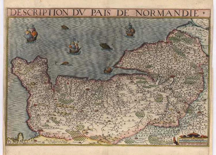Visite Guidée De L'exposition : La Coutume De Normandie, C'est Mon Droit Et J'y Tiens ! à Caen