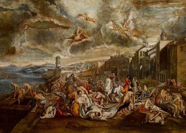 Visite Guidée De L'exposition La Grande Peste De 1720 à Marseille