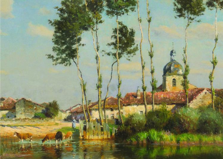 Visite Guidée De L'exposition La Meuse Vue Par Les Peintres à Bar le Duc