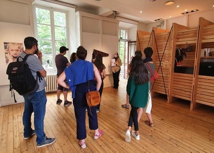 Visite Guidée De L'exposition Langages Tissés D'isabel Carvalho à Albi
