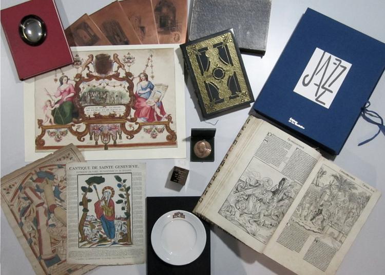 Visite Guidée De L'exposition Le Patrimoine Sort De Sa Réserve à Chartres