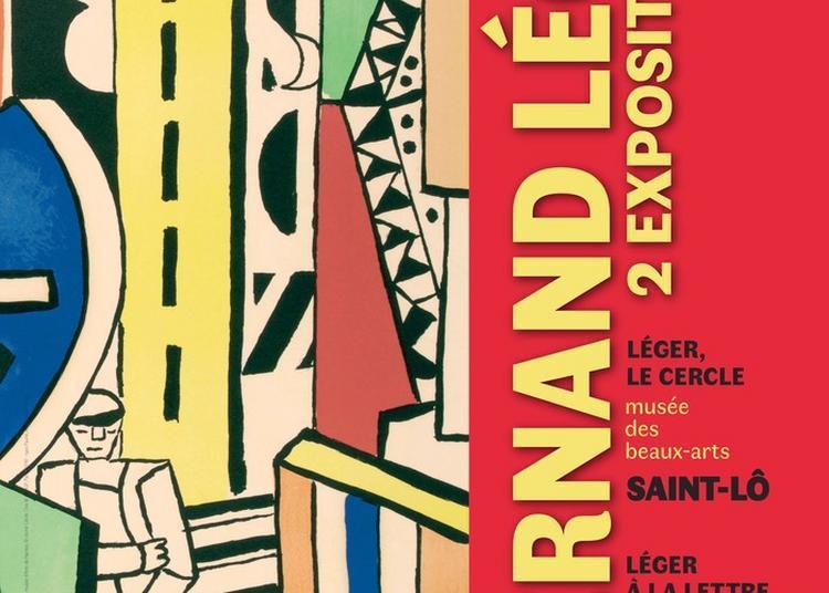 Visite Guidée De L'exposition Léger à La Lettre... à Granville