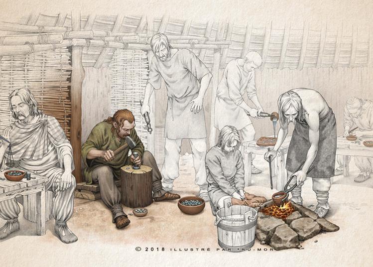 Visite Guidée De L'exposition Les Sénons. Archéologie Et Histoire D'un Peuple Gaulois à Troyes