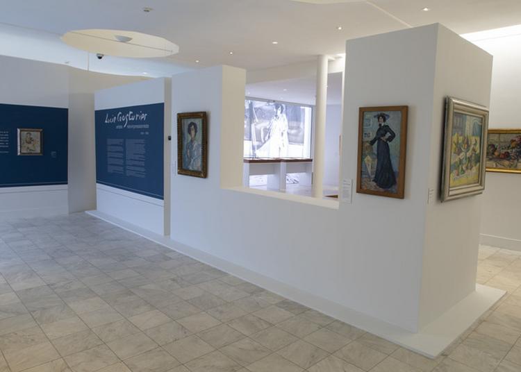 Visite Guidée De L'exposition Lucie Cousturier à Vernon