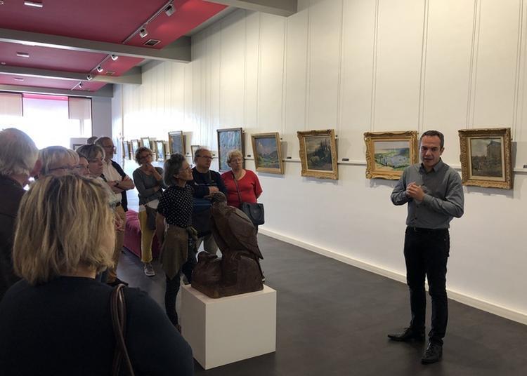 Visite Guidée De L'exposition Marcel Gromaire à Honfleur