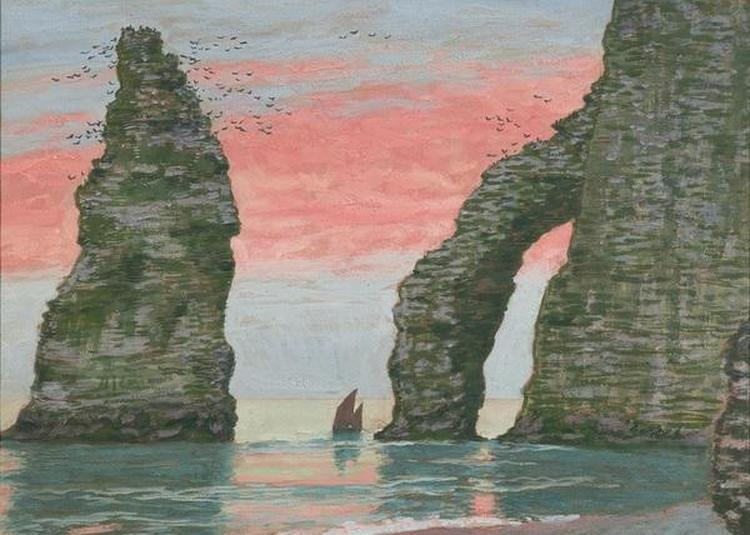 Visite Guidée De L'exposition Monet-auburtin. Une Rencontre Artistique à Giverny