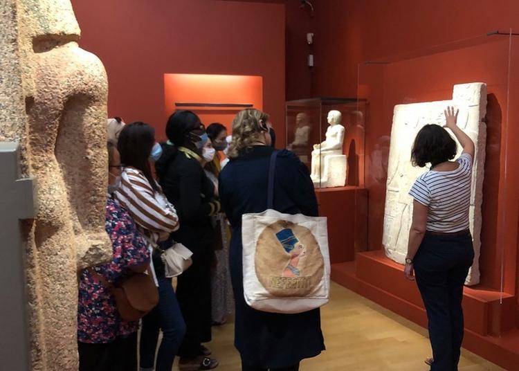 Visite Guidée De L'exposition Pharaon, Osiris Et La Momie à Aix en Provence