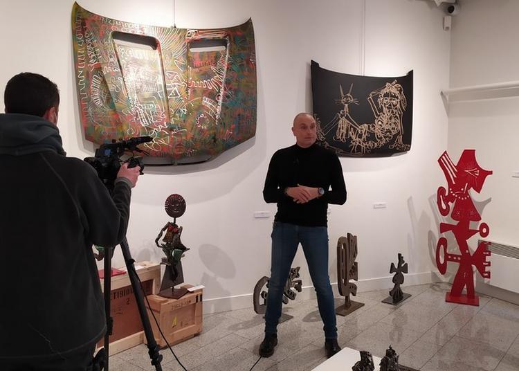 Visite Guidée De L'exposition Pietra (sous Réserve) à Castres